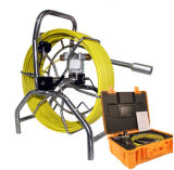 Waterproof Pipe Wall Handhold Inspection Camera with 20-100m Cable