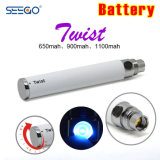 Seego EGO Twist Vape Pen Battery with Variable Voltage