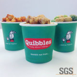 2oz-40oz Disposable Single Wall Paper Cup/Ice Cream Cup
