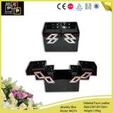 Luxury Black Large Jewelry Box (4274)
