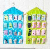 Heavy Duty Over Door Organizer for Narrow Door with 16 Pockets