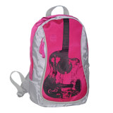 Casual Polyester Backpack for School, Outdoor, Sport