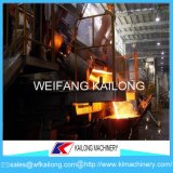 Hot Metal Pouring Ladle for Casting Foundry