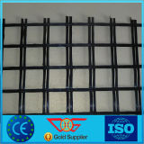 Biaxial Bitument Coated Fiberglass Geogrid