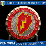 Custom 3D Design Army Challenge Metal Coin at Factory Price