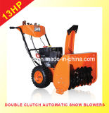 13HP New Model Automatic Snow Blower with CE (WST2-13)
