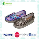 Canvas Shoes with Bright and Beacutiful Design