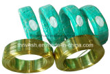 High Quality Brass Flat Wire for Zipper