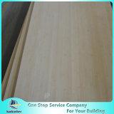 Ply 17mm Natural Edge Grain Bamboo Plank for Furniture/Worktop/Floor/Skateboard