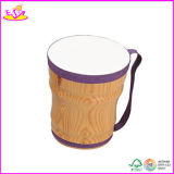 2014 New and Popualr Kids Drum Set, Cheap Hot Sale Kids Drum Set and Happy Wooden Kids Drum Set W07j010
