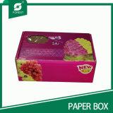 Custom Made Paper Grape Packaging Box
