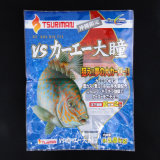 Printed Plastic Bag for Fish Lures Packaging with Zipper