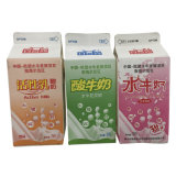 200ml Fresh Milk Gable Top Box
