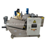 Volute Sludge Dewatering Machine with High Efficiency (MDS101)
