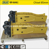 Chisel Diameter 85mm Hydraulic Excavator Rock Hammer for 7-14tons Machinery