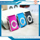 Cheap Metal Shell Clip-on Digital MP3 Player