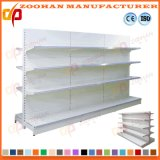 Cold Steel Supermarket Shelf Display Shelving Unit for Shops (Zhs15)