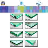 3mm Reflective Tempered Building Glass for European Market