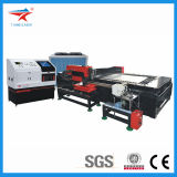 Round Metal Tube Laser Cutting Machine (TQL-LCY620-GB3015)