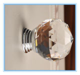 Crystal Interior Door Knob Glass Drawer Knobs