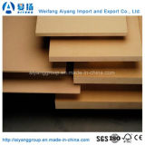 Formaldehdye Free Raw MDF with Ce Approval