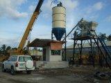 35m3/H Ready Mixed Concrete Mixing Plant in Sri Lanka