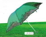 Manual Open 3 Fold Umbrella (JY-277)