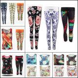 Custom Jogging Pants Compression Tights, Women Running Tights, Yoga Wear