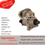 4.5kw 24V Cw Auto Engine Parts Iveco Start Motor (2280005640)