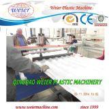 1050mm Width of PVC UPVC Glazed Bamboo Roofing Sheet Line