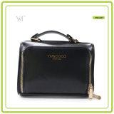 New Product Elegant Fashion Customized Leather Cosmetic Bag