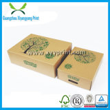 Custom Corrugated Cardboard Box with Printing