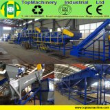 Plastic Waste Pet PVC PC Crushing Drying PE PP Bottle Recycling Line