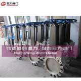 Rubber Seated Knife Gate Valve