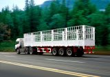 Hot Sale Cargo Semi-Trailer for 10-100 Tons