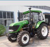 110HP 4 Wheel Drive Garden Farm Tractor with Front Loader Price