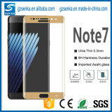 New Premium 3D Full Cover Gold Screen Protector for Samsung Galaxy Note 7
