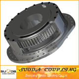 DC Coupling Drum Coupling for Heavy Lifting Equipment Professional Coupling Manufacturer Suoda Gjb Type