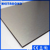 Wall Cladding Material Brushed ACP with Anodized Brush