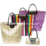 Folding Outdoor Shopping Bag (XY-502D2)