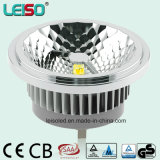 Patented 15W Reflector Scob CREE G53 12V AR111 (LS-S615-G53)