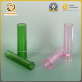 Heat Resistant Pink and Green Pyrex Glass Tube for Crafts (148)