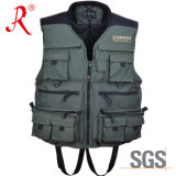 Breathable Fishing Vest for Fisherman (QF-1909)