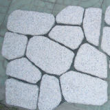 Own Manufacture Cheap Rusty Granite Paving Stone