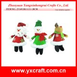 Christmas Decoration (ZY14Y301-1-2-3) Christmas Big Sale Mall Promotion Gift Item