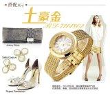 Fashion Alloy Quartz Watch with Unisex