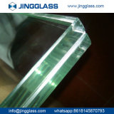 Low Iron Laminated Tempered Glass with PVB