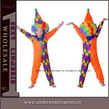 Children Party Favor Costumes Baby Circus Clown Kid Costume (0056)