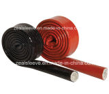 Fire Sleeve for Motor Oil Hose Protection