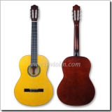 Solid Wood Fingerboard Aileen Brand Custom Classical Guitar (AC851H)